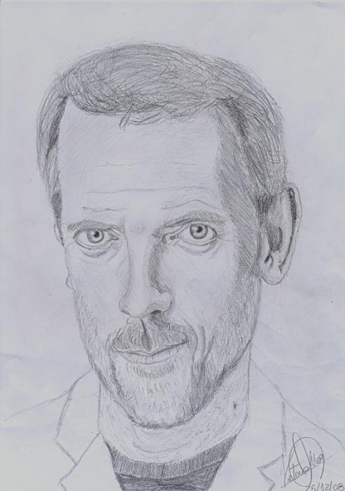 Hugh Laurie par pisciss